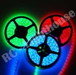 3528 LED Light Strips RGB Multi Colored