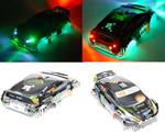 #02 Traxxas Ken Block Custom Light Set Fiesta