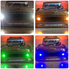A.) Arrma Felony Infraction, Limitless, Outcast, Senton HD LED Lights Custom
