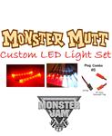 Monster Mutt Monster Jam Deluxe LED Set