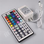 RV LED Awning Light Set -w/ IR Remote control 44 key RGB 16.4' 5050 Waterproof
